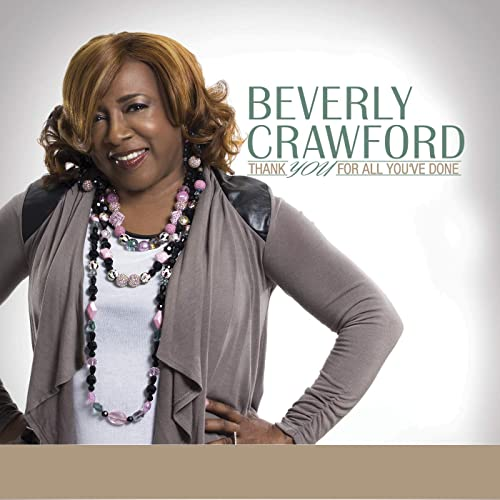 BEVERLY CRAWFORD - THANK YOU FOR ALL