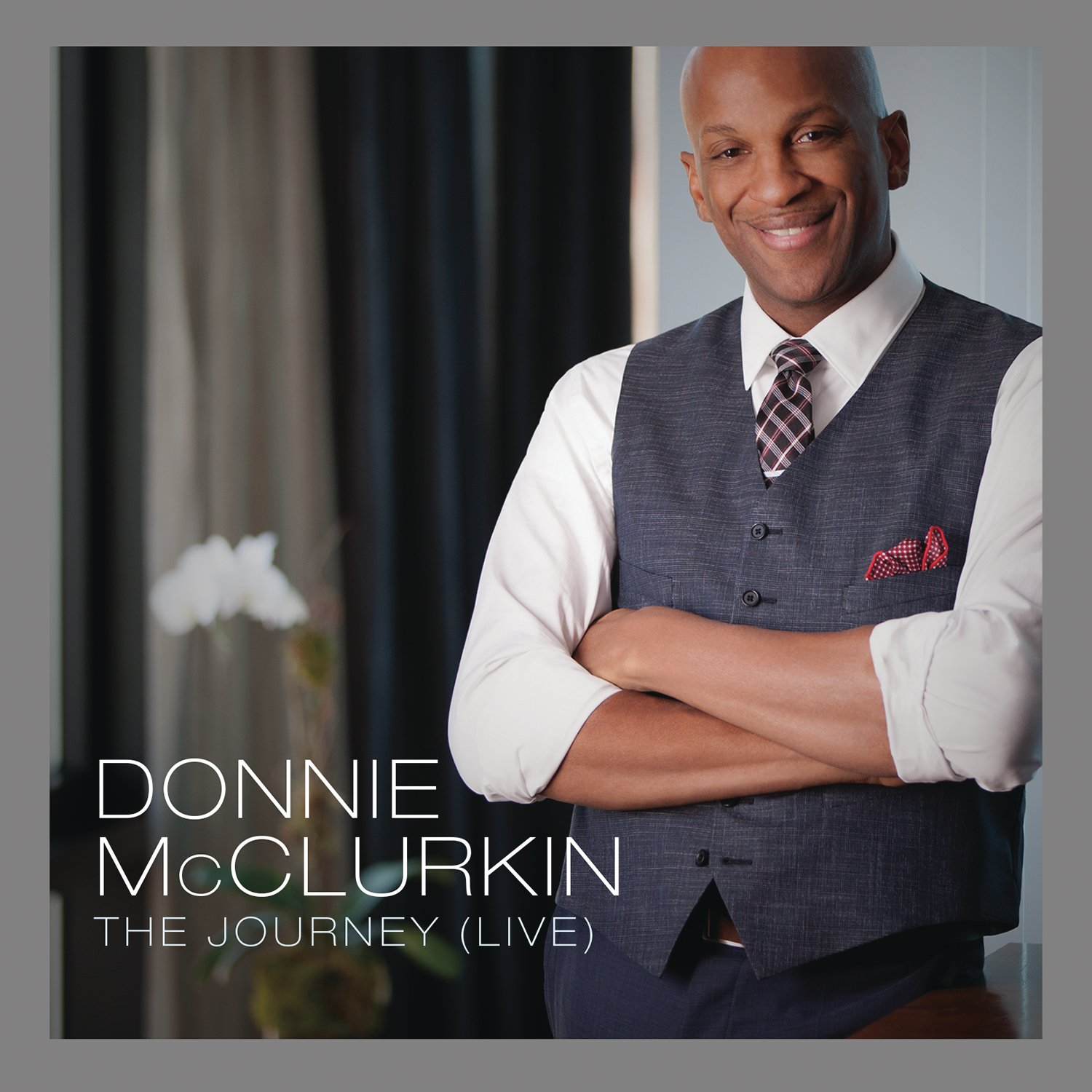 DONNIE MCCLURKIN - THE JOURNEY
